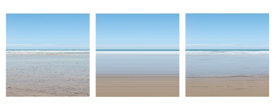 Sun, Sea, Sand: Polurrian Triptych